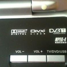 Dvd portabil - DVD Player Portabil, DivX, USB
