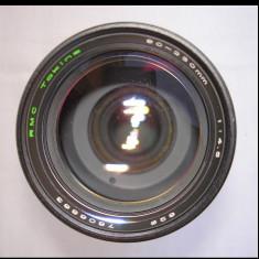 "Zoom Tokina 4, 5/90-230 baioneta""K"" Pentax+toc piele de protectie - Obiectiv DSLR Tokina, Tele, Manual focus, Pentax - K"