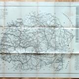 Harta Romania Mare, anii 1930-1940