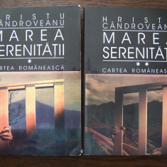H.CANDROVEANU - MAREA SERENITATII (autograf si dedicatie) AROMANI/MACEDOROMANI, Anul publicarii: 1996