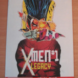 X-Men Legacy #1 . Marvel Comics - Reviste benzi desenate