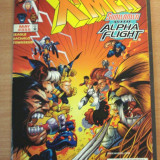 X-Men Uncanny #355 . Marvel Comics - Reviste benzi desenate