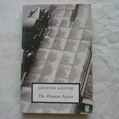 Factorul Uman - Graham Greene - carte in limba engleza Human Factor - Carte in engleza