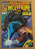 Wolverine Vs. The Hulk #55 . Marvel Comics