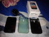 Vand Samsung Galaxy S7500, 16GB, Negru, Neblocat