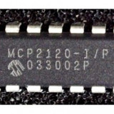 MCP2120 -I/P - MICROCHIP - IC, IRDA CONTROLLER, 2120, DIP14