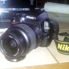 VAND NIKON D5000 cu obiectiv de kit, accesorii si geanta pentru aparat - DSLR Nikon, Kit (cu obiectiv), 16 Mpx, Full HD