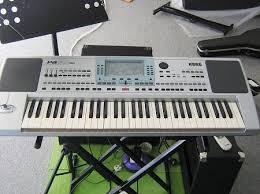 Korg Pa 50 SD impecabila husa, suport si set superb de ritmuri