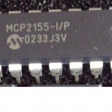 MCP2155 -I/P - MICROCHIP - IC, INFRARED ENCODER/DECODER 18DIP