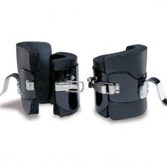 Inversion Boots - gravity boots - Antrenarea abdominalilor si terapia coloanei inSPORTline