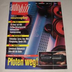 Vand reviste AUTO HI-FI pentru colectionari - Revista auto