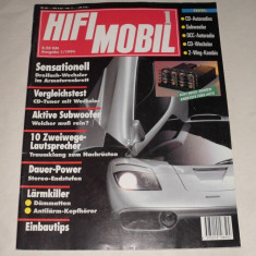 Vand reviste HI-FI MOBIL pentru colectionari - Revista auto
