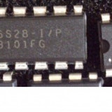 MCP6S28 -I/P Analog Programmable Gain Amplifiers