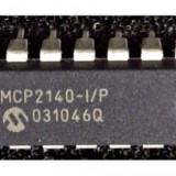 MCP2140A -I/P - MICROCHIP - CONTROLLER, IRDA 9600 BAUD, PDIP18