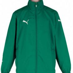 Jacheta barbati Puma Woven Suit 651167, ORIGINALA, poliester, verde sau rosu, marimi: numai M - LICHIDARE STOC, Marime: M, Culoare: Negru