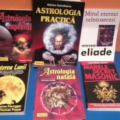 Carti de astrologie si ezoteric - Carte astrologie teora