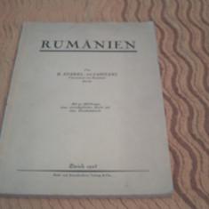 Rumanien - H. Stahel - Istorie