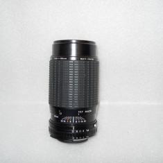 VAND OBIECTIV PE MONTURA NIKON 80-200MM, MACRO, DEFECT - Obiectiv DSLR Nikon, Macro (1:1), Minolta - Md