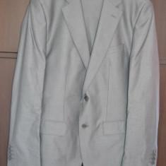 Costum ZARA MAN Original TRANSPORT GRATUIT - Costum barbati Zara, Marime: 54, Culoare: Negru, 2 nasturi, Marime sacou: 54, Normal