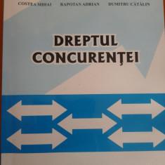 DREPTUL CONCURENTEI - Floander Ion - Carte Drept comercial