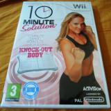 10 Minute solution, Wii, original si sigilat, alte sute de jocuri! - Jocuri WII Activision, Sporturi, 3+, Single player