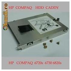 caddy adaptor  HDD LAPTOP HP Compaq 6720 6730s 6820s