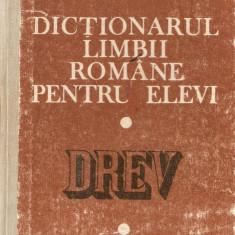 Dictionarul limbii romane pentru elevi - DEX
