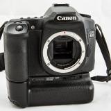 Canon 40d +obiectiv nou canon 18-55/3,5 + Grip original + 2 baterii