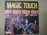 Kiss Magic Touch Save Your Love vinyl single rock 1979