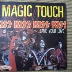 Kiss Magic Touch Save Your Love vinyl single rock 1979 - Muzica Rock