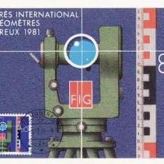 1124 - Elvetia carte maxima 1981