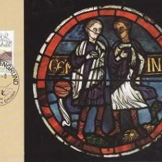 1160 - Elvetia carte maxima 1982