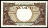 ROMANIA 1000 LEI 1939 UNC