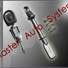 Kit de reparatie inchidere butuc Seat Cordoba 4/5 usi ( '93-'99) fata stanga - Butuc incuietoare, CORDOBA (6K1, 6K2) - [1993 - 1999]