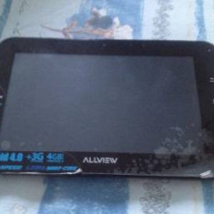 Tableta allview, 7 inch, 16 Gb, Wi-Fi + 3G, Android