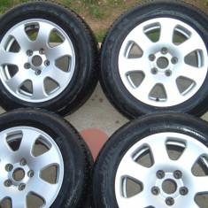 Jante Audi originale - Janta aliaj Nespecificat, Diametru: 15, 7, 5, Numar prezoane: 5