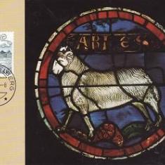 1158 - Elvetia carte maxima 1982