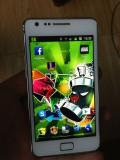 Samsung Galaxy S 2, 16GB, Alb, Neblocat
