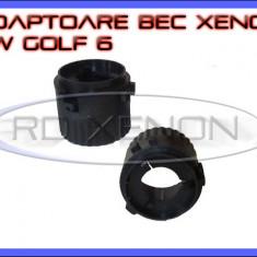 ADAPTOR - ADAPTOARE BEC XENON H7 VW VOLKSWAGEN GOLF 6, ZDM