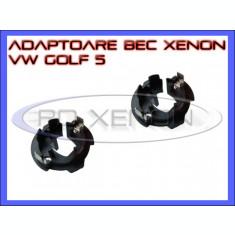 ADAPTOR - ADAPTOARE BEC XENON H7 VW VOLKSWAGEN GOLF 5
