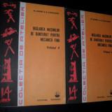 M. Aelenei - Reglarea masinilor de danturat pentru mecanica fina (2 volume)