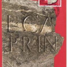 1220 - Elvetia carte maxima 1985