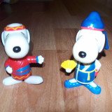 Set doua figurine Snoopy