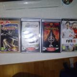 Set de 4 jocuri PSP