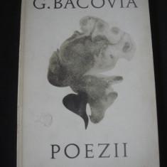 G. BACOVIA - POEZII {1968} - Carte poezie