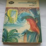 DRIDRI PROZA V.ALEXANDRI VOL, 2 - Roman, Anul publicarii: 1984