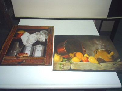Postere, canvas - Import Franta / 40 x50 cm foto