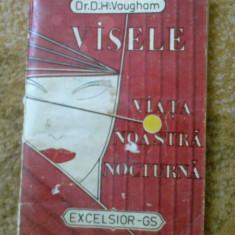 Visele viata noastra nocturna Vaugham editura excelsior vise carte hobby