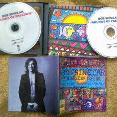 Bob sinclar soundz of freedom My Ultimate Summer of love mix CD si DVD house - Muzica House