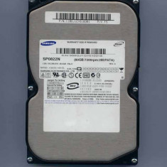 Vand Hard Disk SAMSUNG, 40-99 GB, Rotatii: 7200, IDE, 2 MB